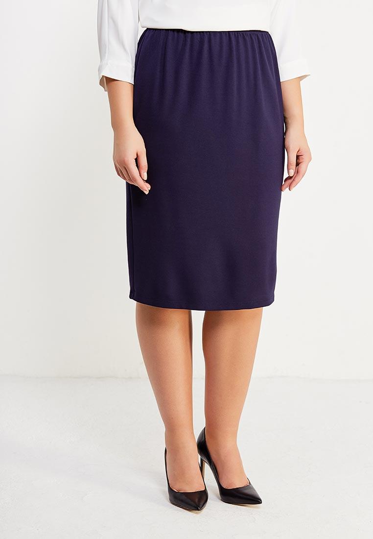 Миди-юбка Amarti 6-001/синий: изображение 5