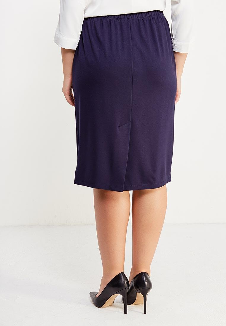 Миди-юбка Amarti 6-001/синий: изображение 7