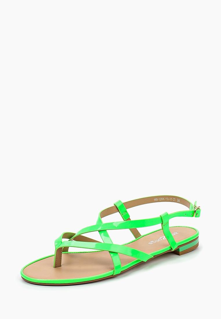 Женские сандалии Amazonga 165-128IK-15s-05-25