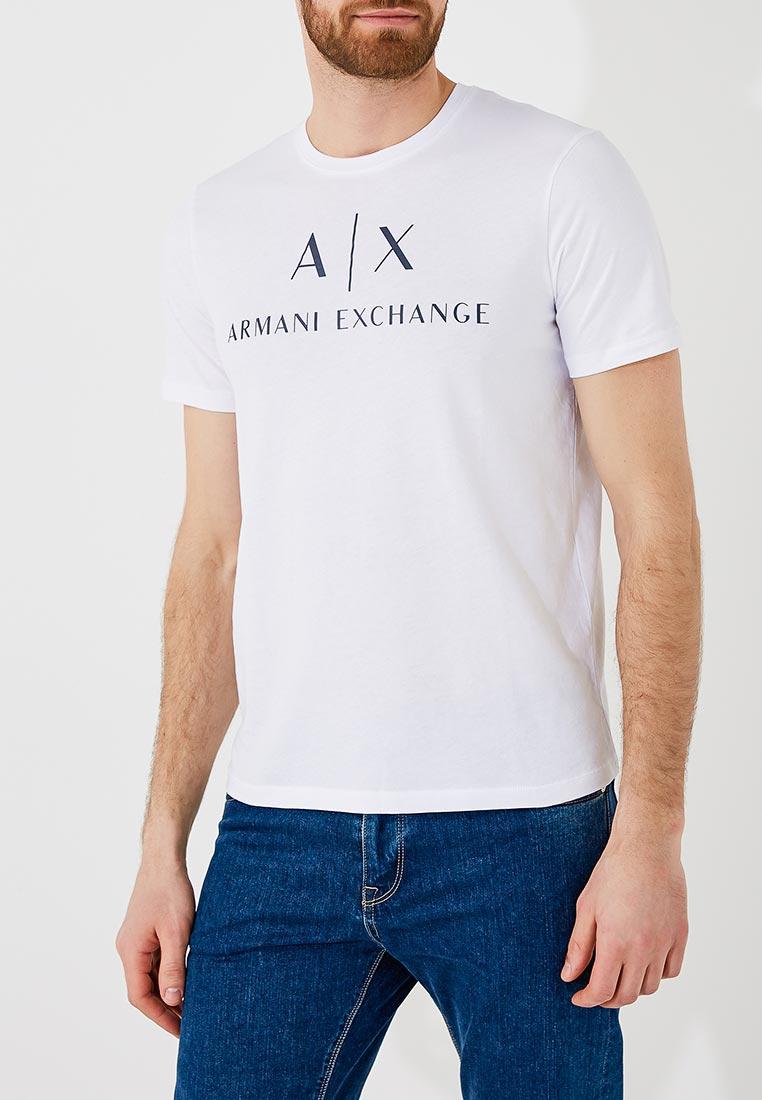 5948427edd59e Футболка мужская Armani Exchange 8NZTCJ Z8H4Z купить за 2930 руб.