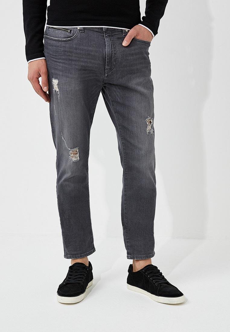 Мужские прямые джинсы Armani Exchange 3ZZJ22 Z2FFZ