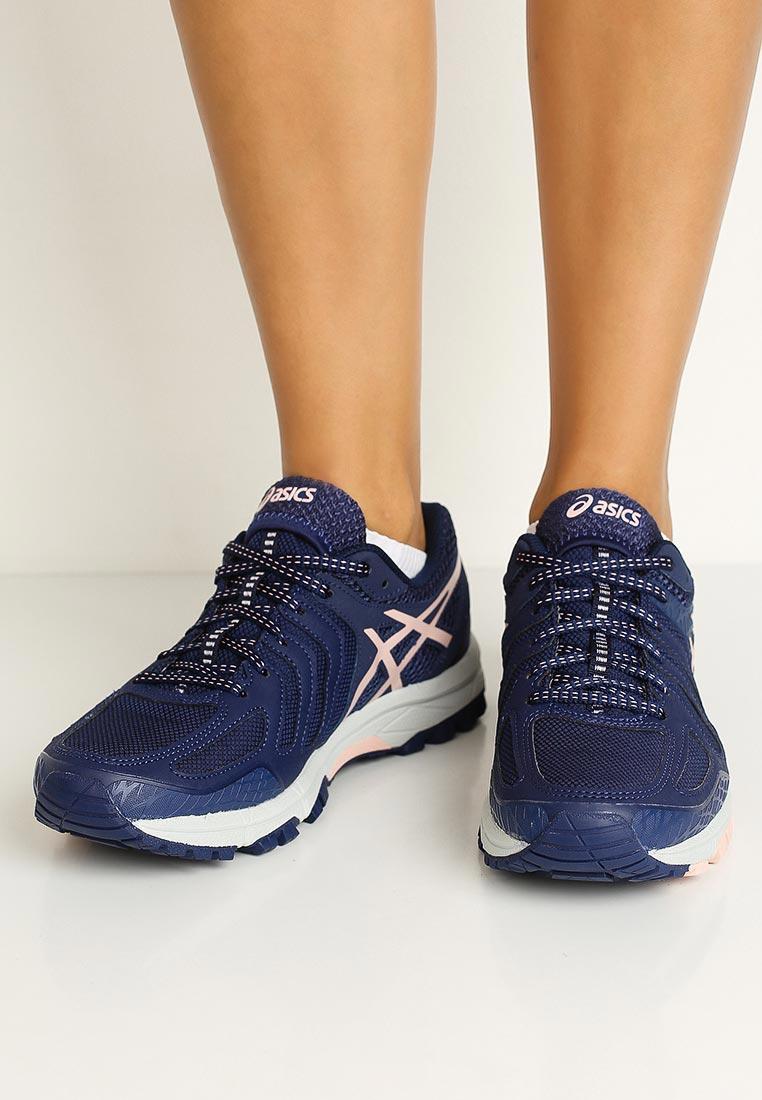 Женские кроссовки Asics (Асикс) T680N: изображение 15