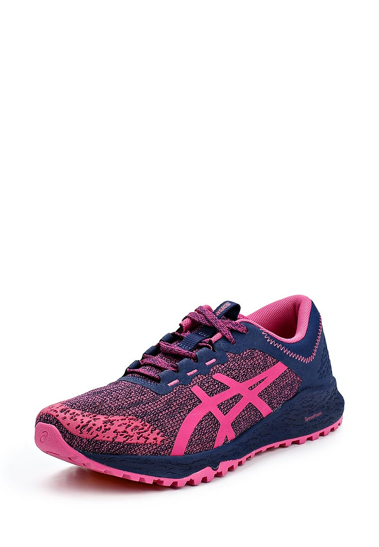 Женские кроссовки Asics (Асикс) T878N