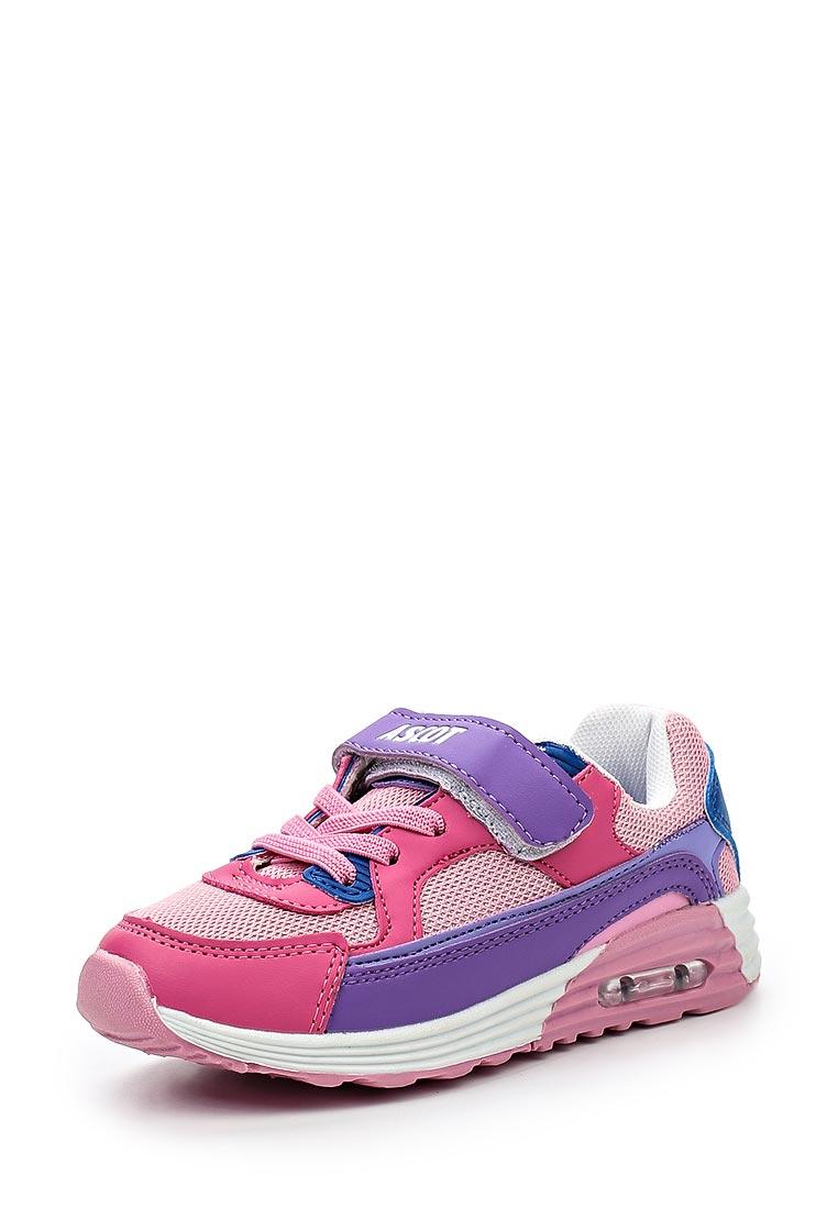 Кроссовки для девочек Ascot (Аскот) SJ 125I-05 Maxim