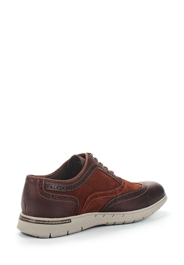 Мужские туфли AZOR ZM 3784 BERGAMO: изображение 7