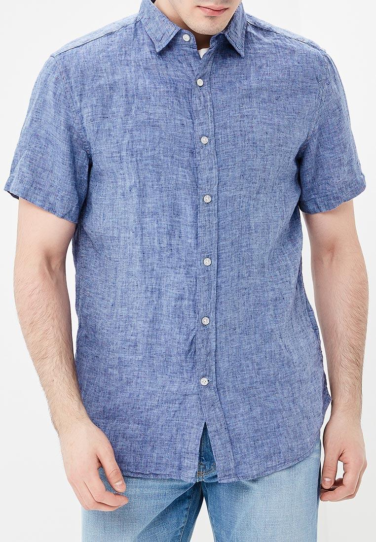 Рубашка с коротким рукавом Banana Republic 274207
