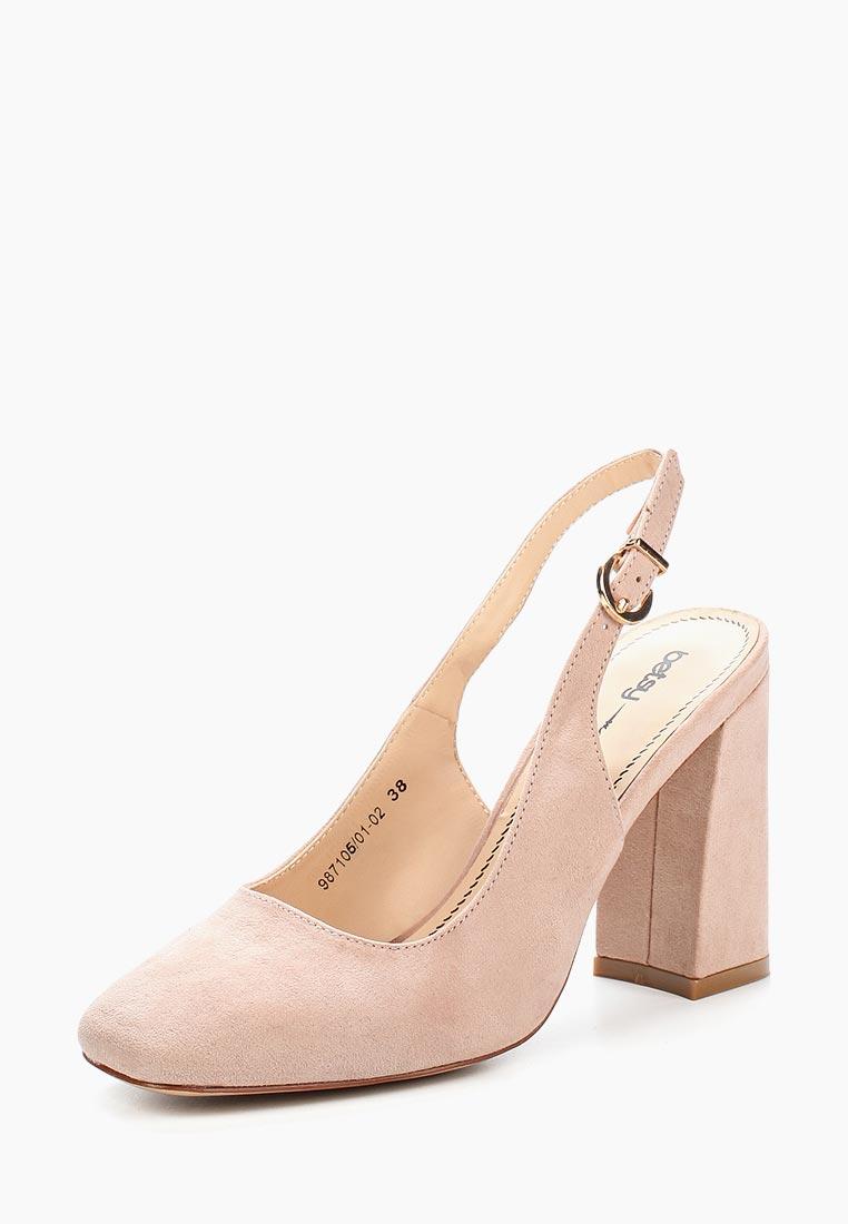 Женские туфли Betsy (Бетси) 987105/01-02