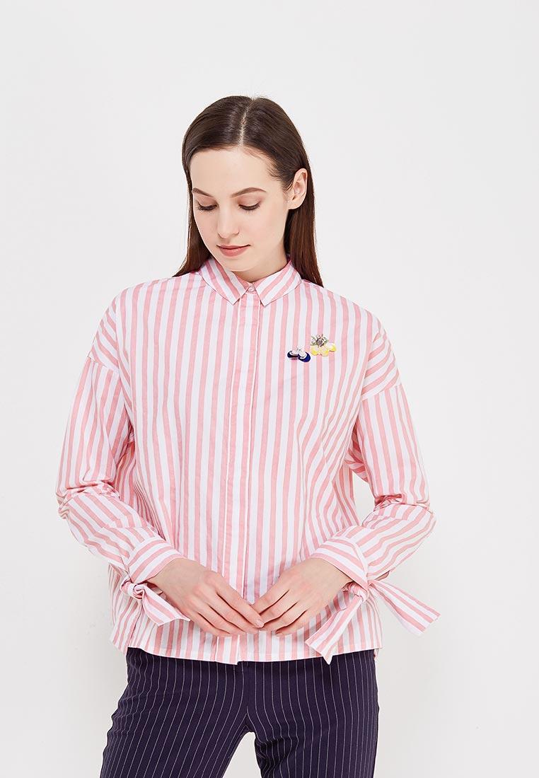 Женские рубашки с длинным рукавом Befree (Бифри) 1811362367