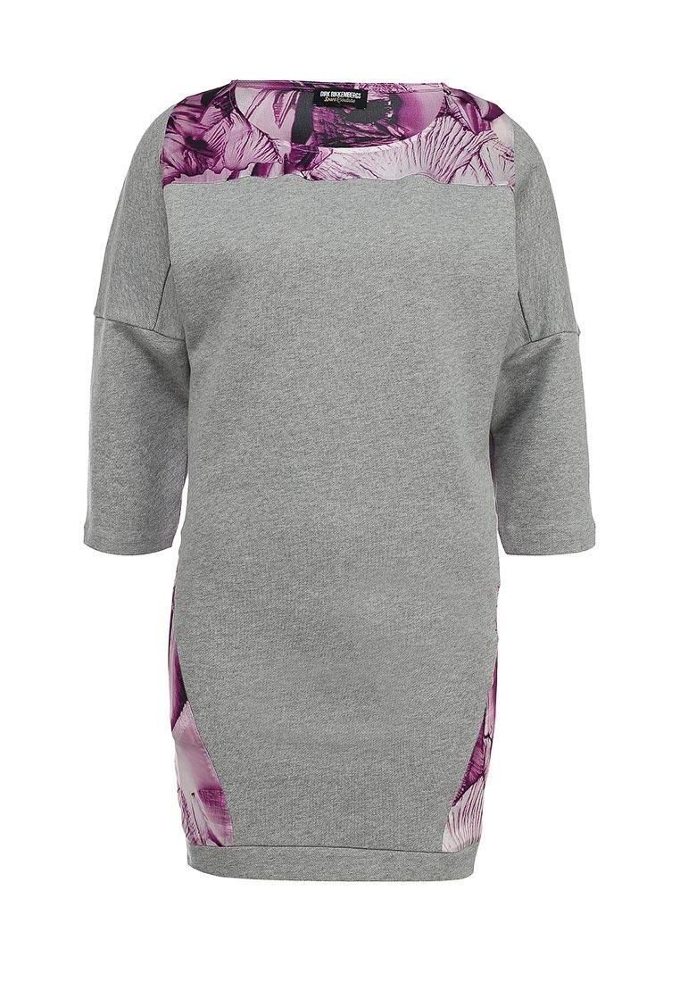 Платье Bikkembergs D V 02C E2 S B072