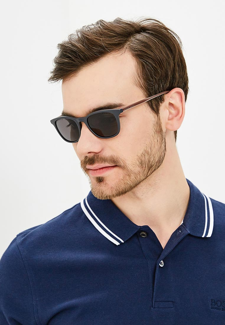 Мужские солнцезащитные очки Boss Hugo Boss BOSS 0965/S