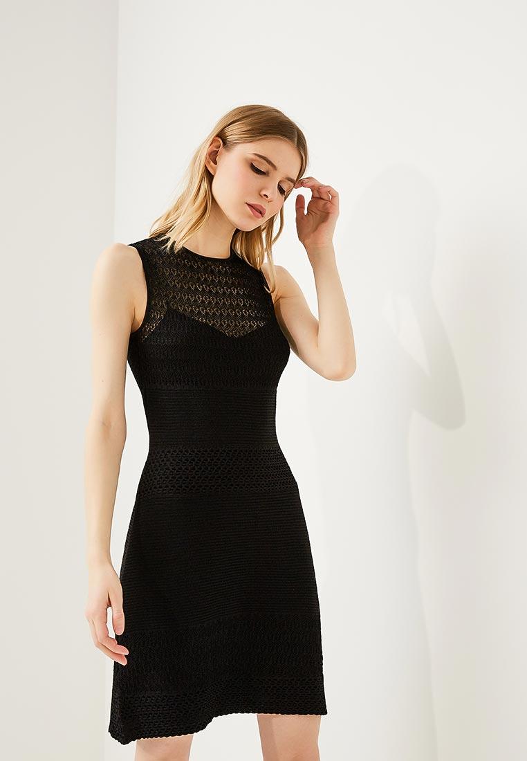 Вязаное платье Boutique Moschino A0482