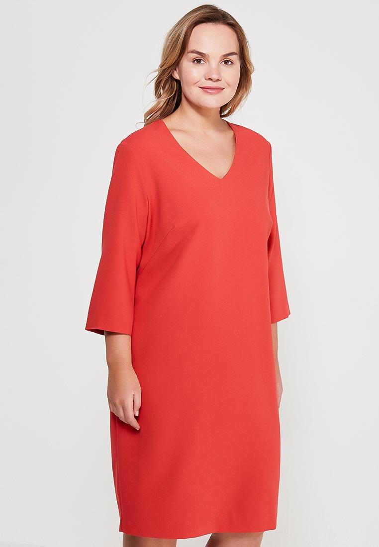 Платье-миди Bonne Femme 4935.1.12BF