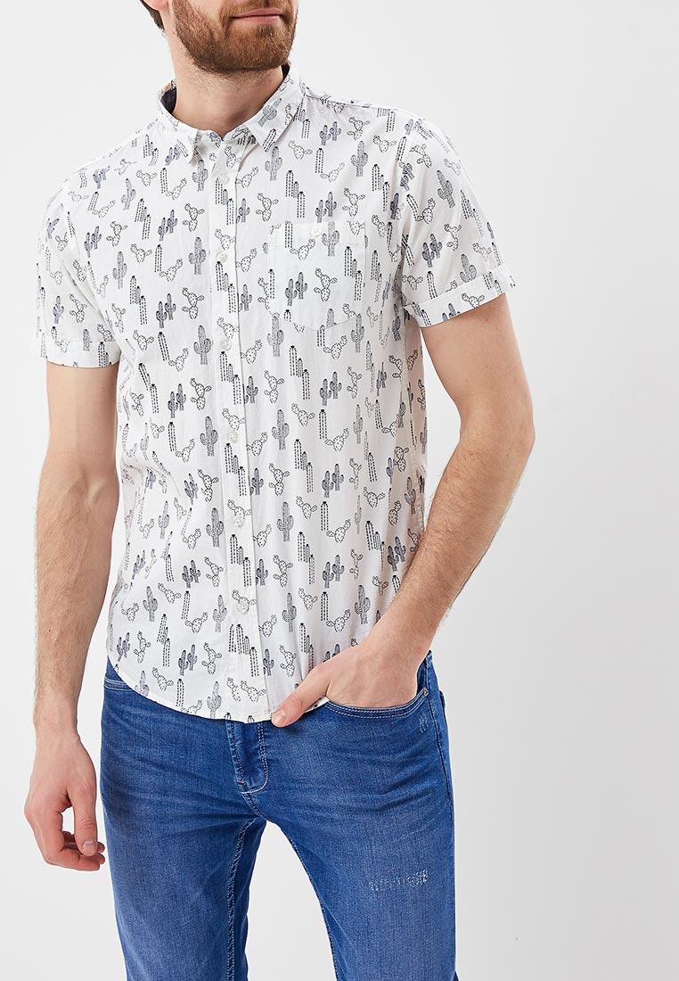 Рубашка с коротким рукавом Brave Soul (Брейв Соул) MSH-273SAHARA