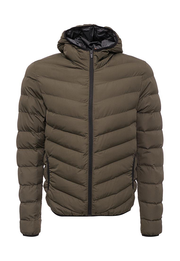 Утепленная куртка Brave Soul MJK-GRANTPLAIPKB