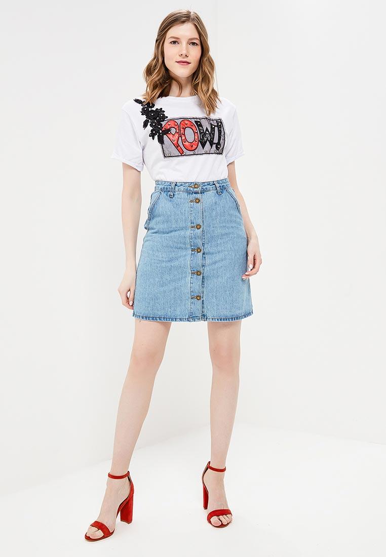Широкая юбка Brave Soul LSKD-340BRYONY: изображение 9