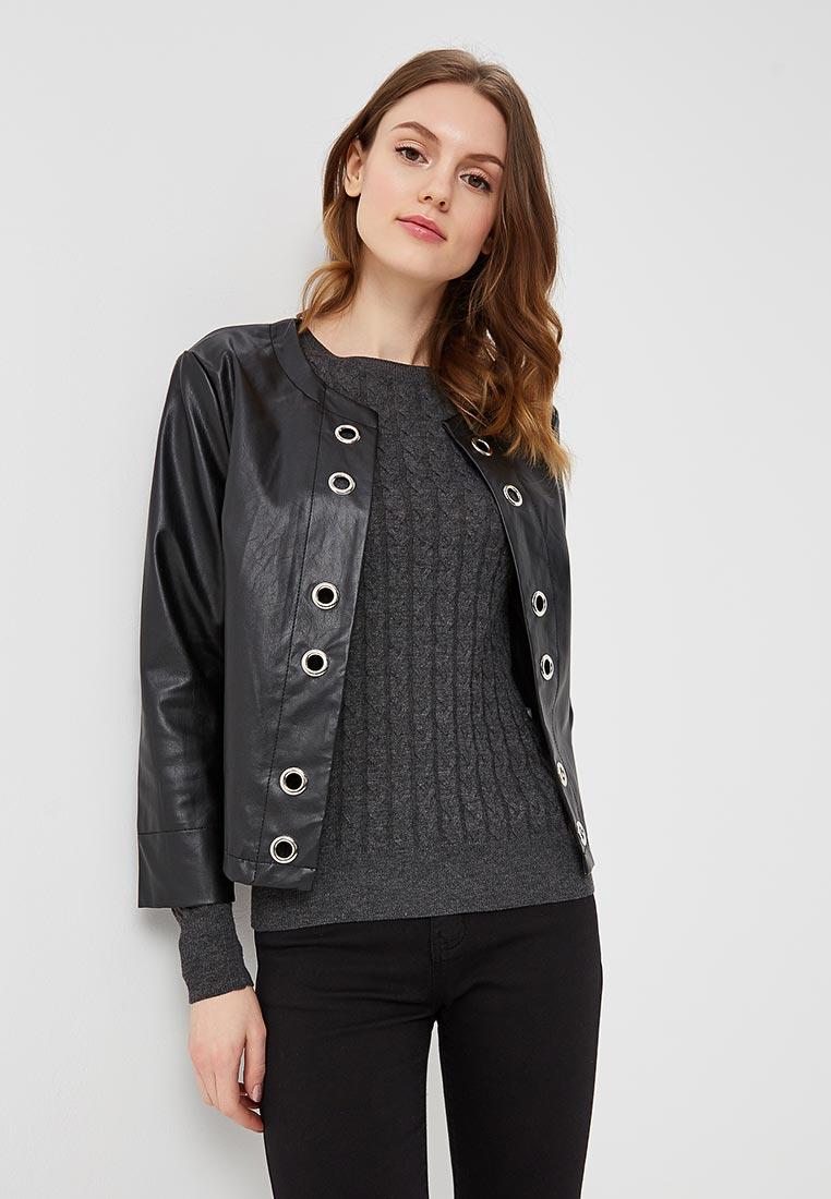 Кожаная куртка B.Style F7-MC811001