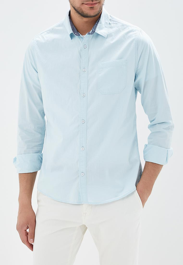 Рубашка с длинным рукавом Burton Menswear London 22T04MGRN: изображение 4