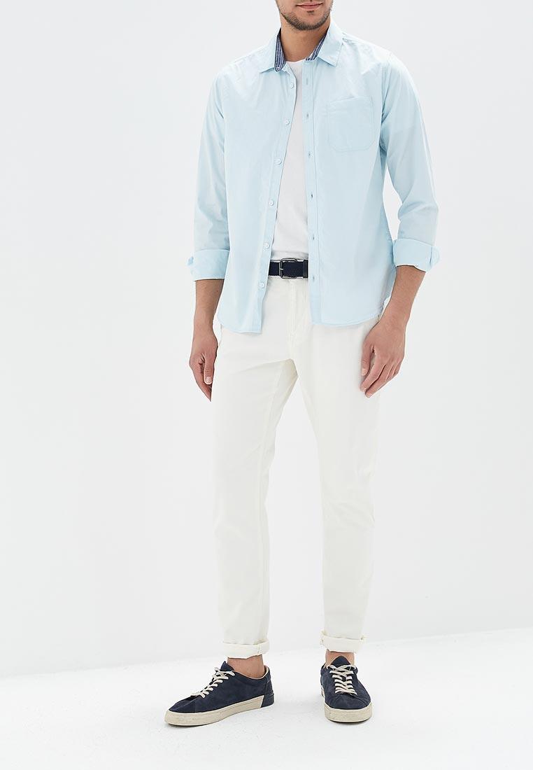 Рубашка с длинным рукавом Burton Menswear London 22T04MGRN: изображение 5