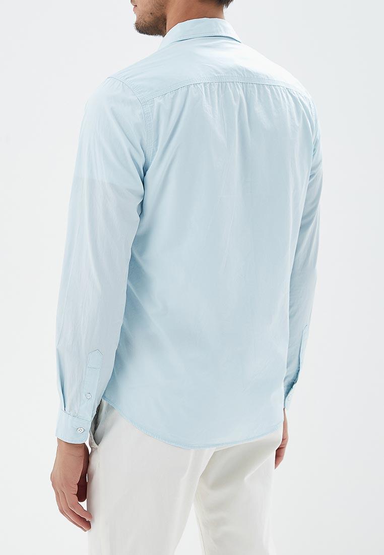 Рубашка с длинным рукавом Burton Menswear London 22T04MGRN: изображение 6