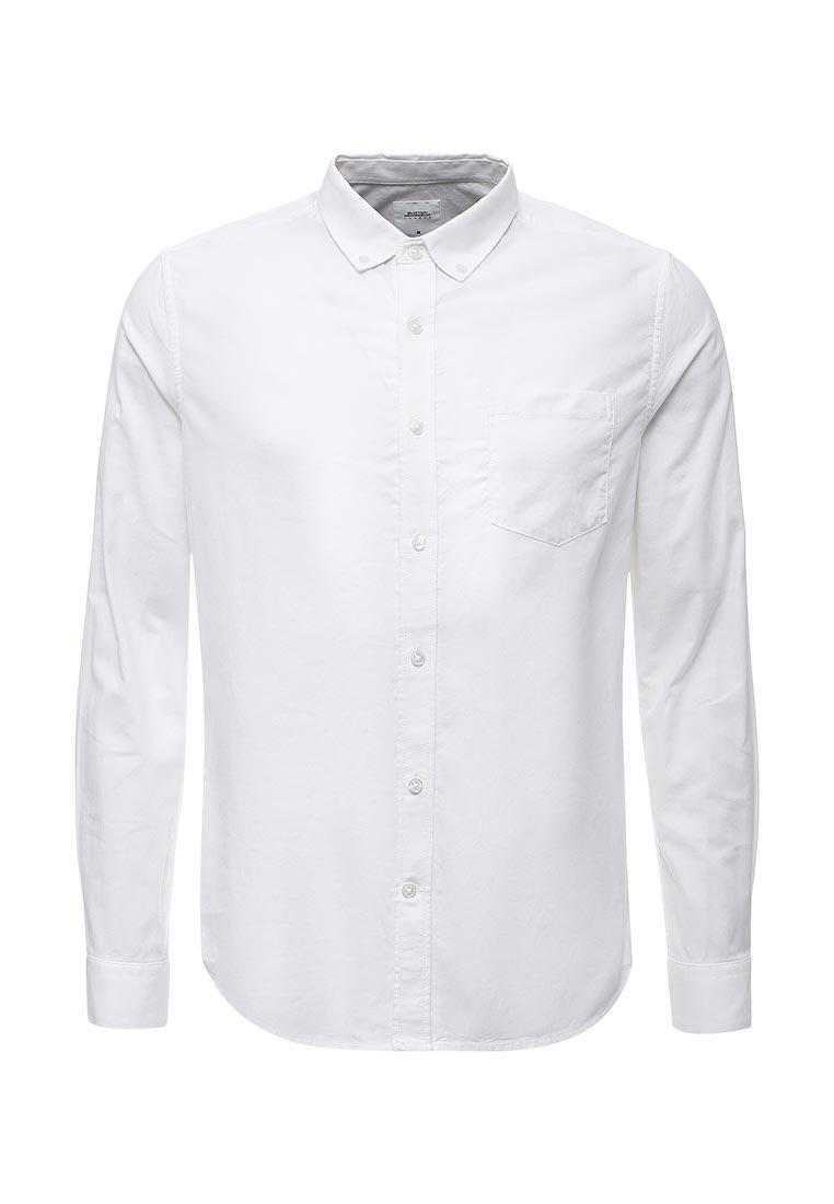 Рубашка с длинным рукавом Burton Menswear London 22O01LWHT