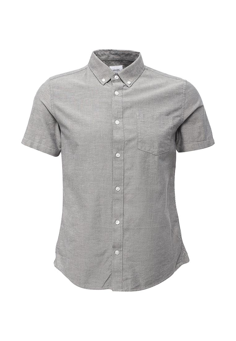 Рубашка с длинным рукавом Burton Menswear London 22O03KGRY
