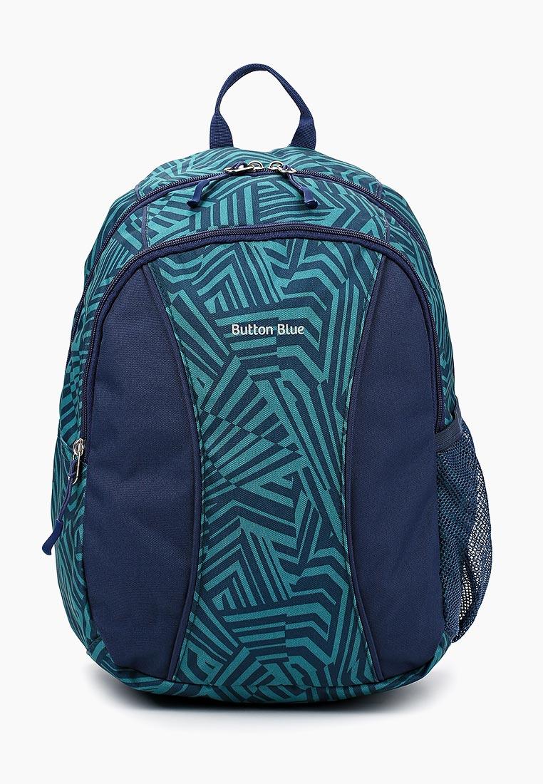 Рюкзак Button Blue 218BBBX82011013