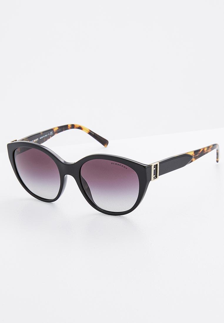 Женские солнцезащитные очки Burberry 0BE4242