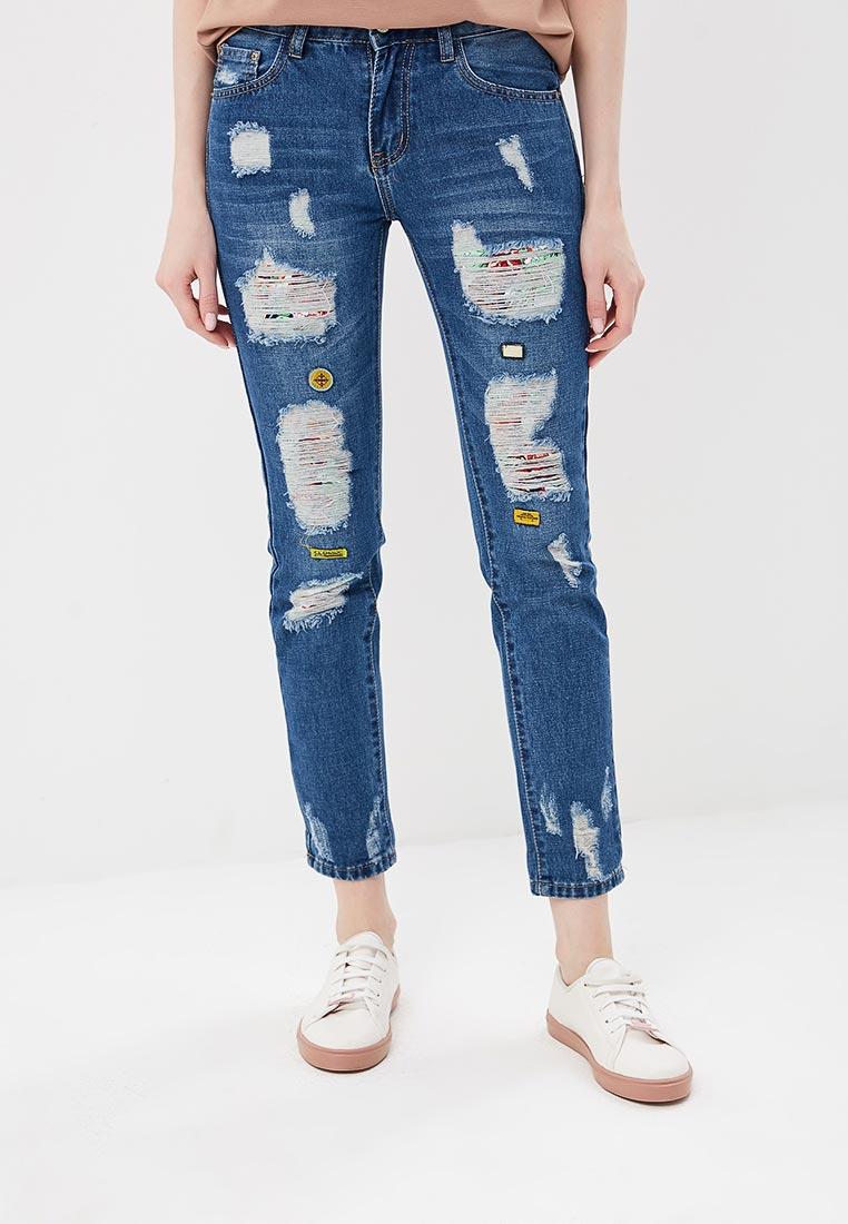 Зауженные джинсы By Swan 5225