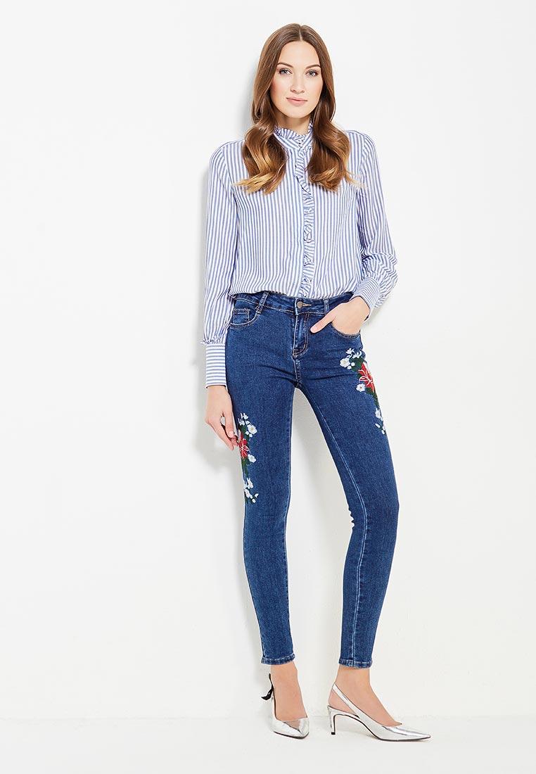 Зауженные джинсы By Swan 5202: изображение 5