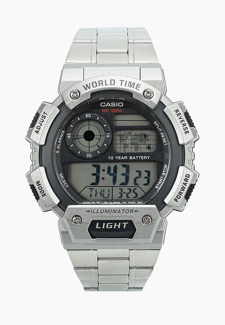 Мужские часы Casio AE-1400WHD-1A