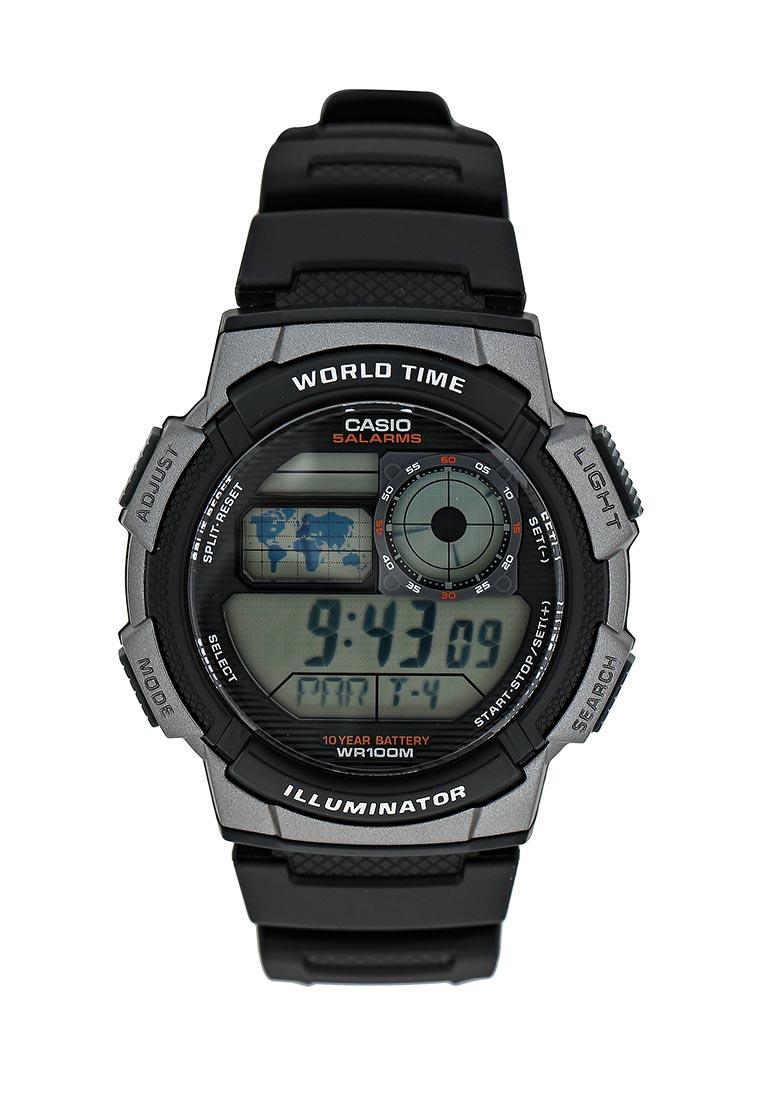 Мужские часы Casio AE-1000W-1B