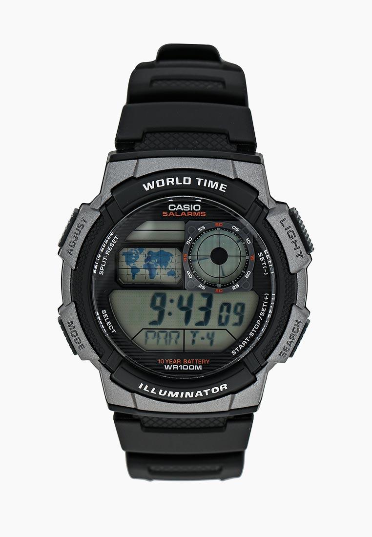 Мужские часы Casio AE-1000W-1B: изображение 11