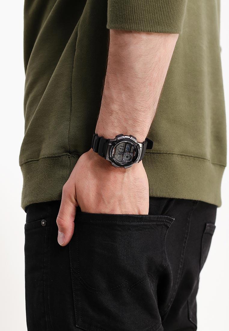 Мужские часы Casio AE-1000W-1B: изображение 13