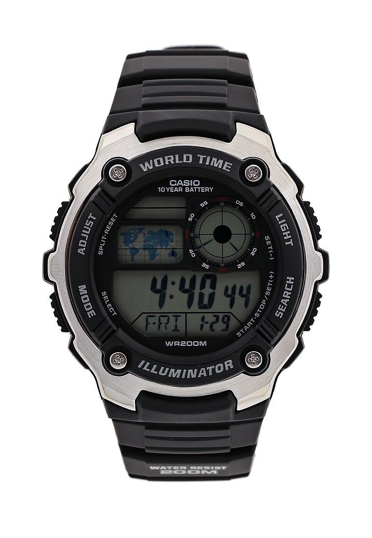 Мужские часы Casio AE-2100W-1A