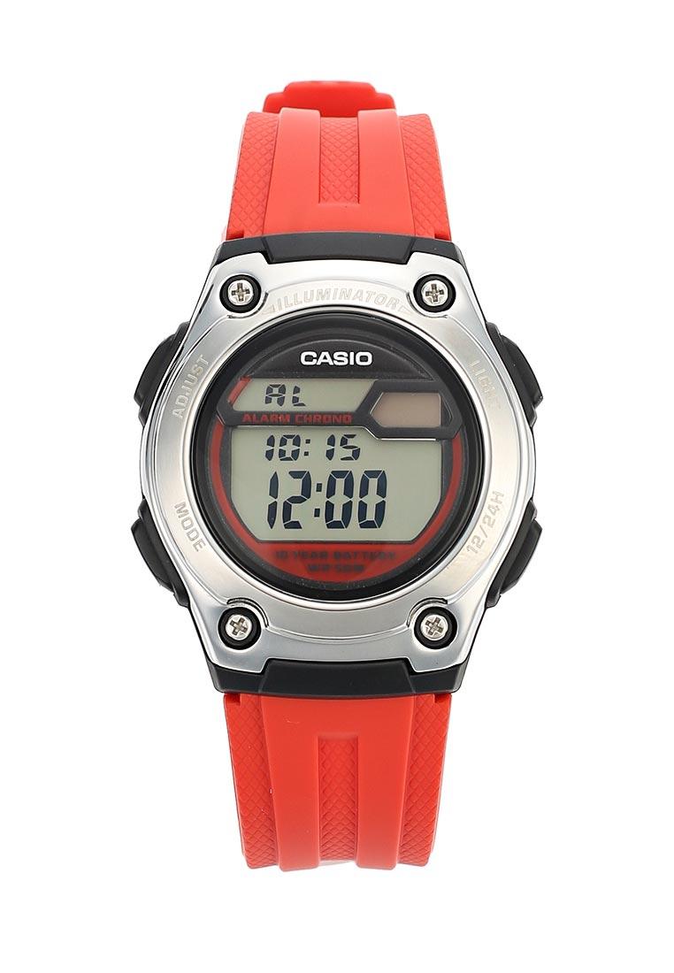Мужские часы Casio W-211-4A