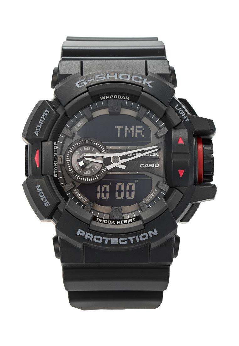 Мужские часы Casio GA-400-1B
