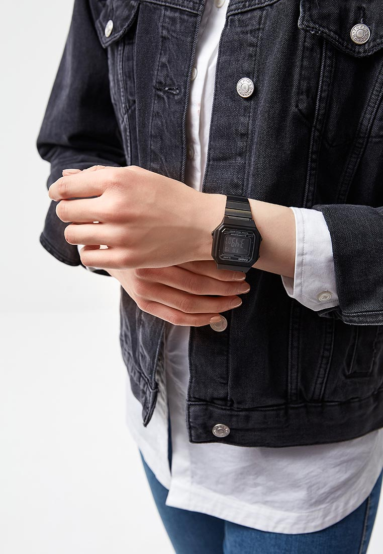 Часы Casio B650WB-1B: изображение 7