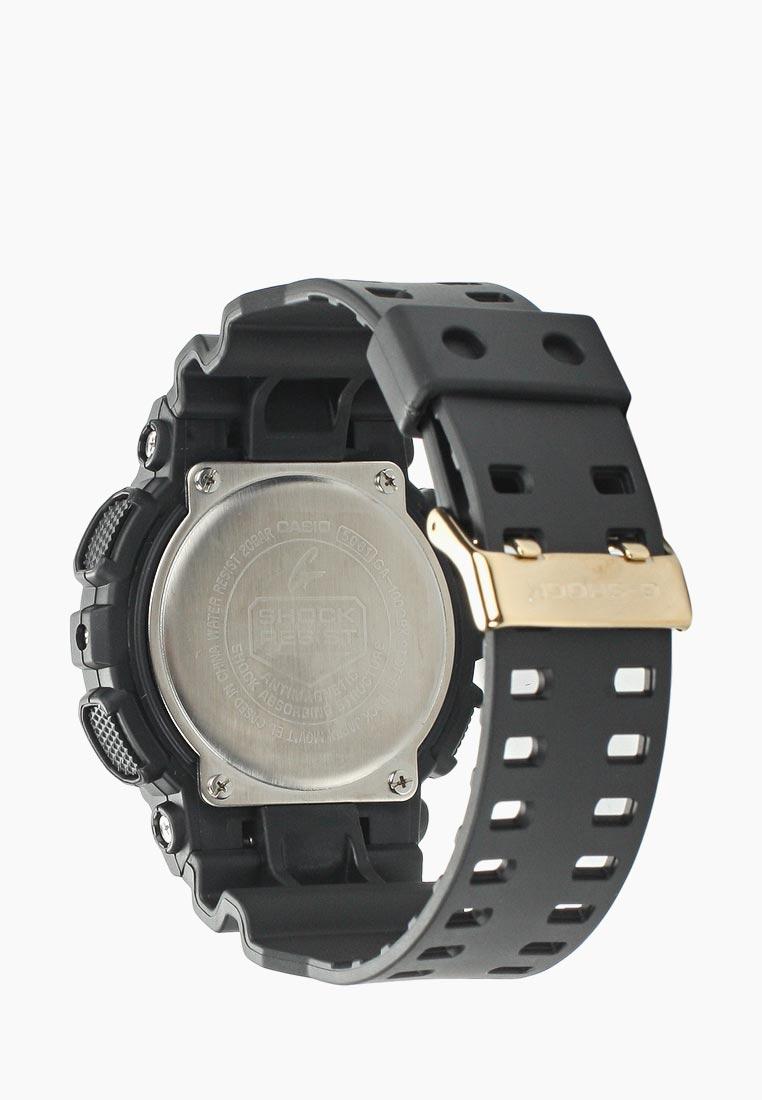 Часы Casio GA-100GBX-1A9: изображение 11