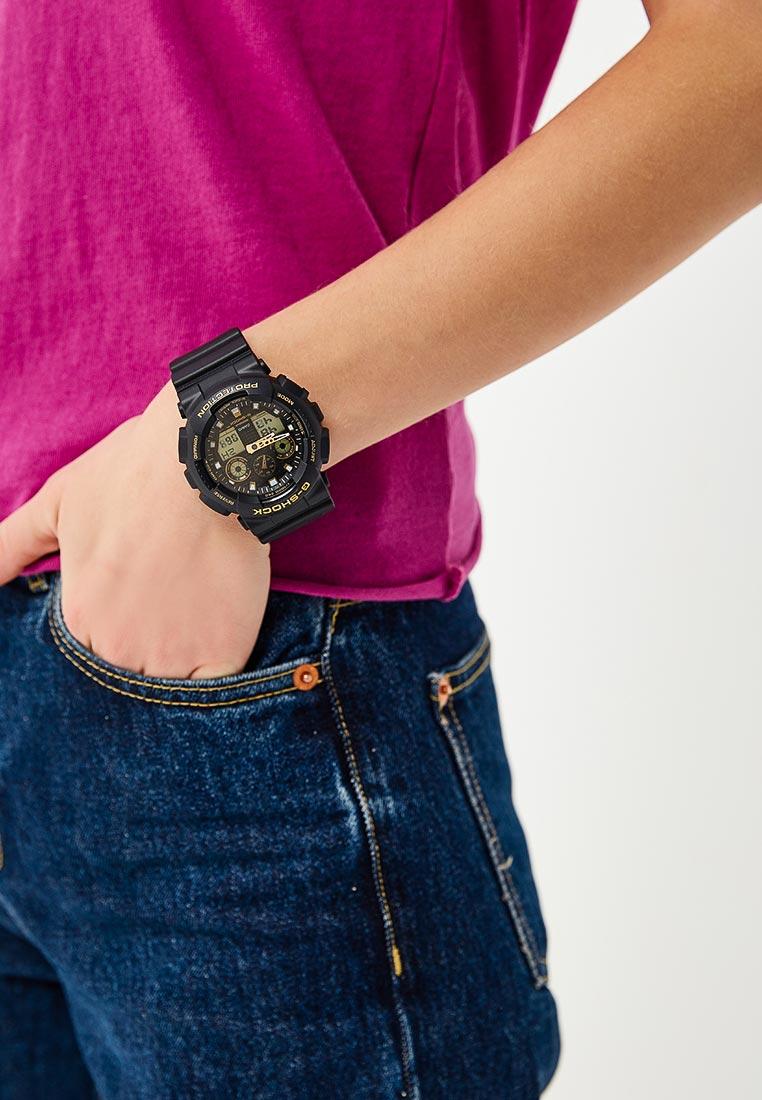 Часы Casio GA-100GBX-1A9: изображение 12