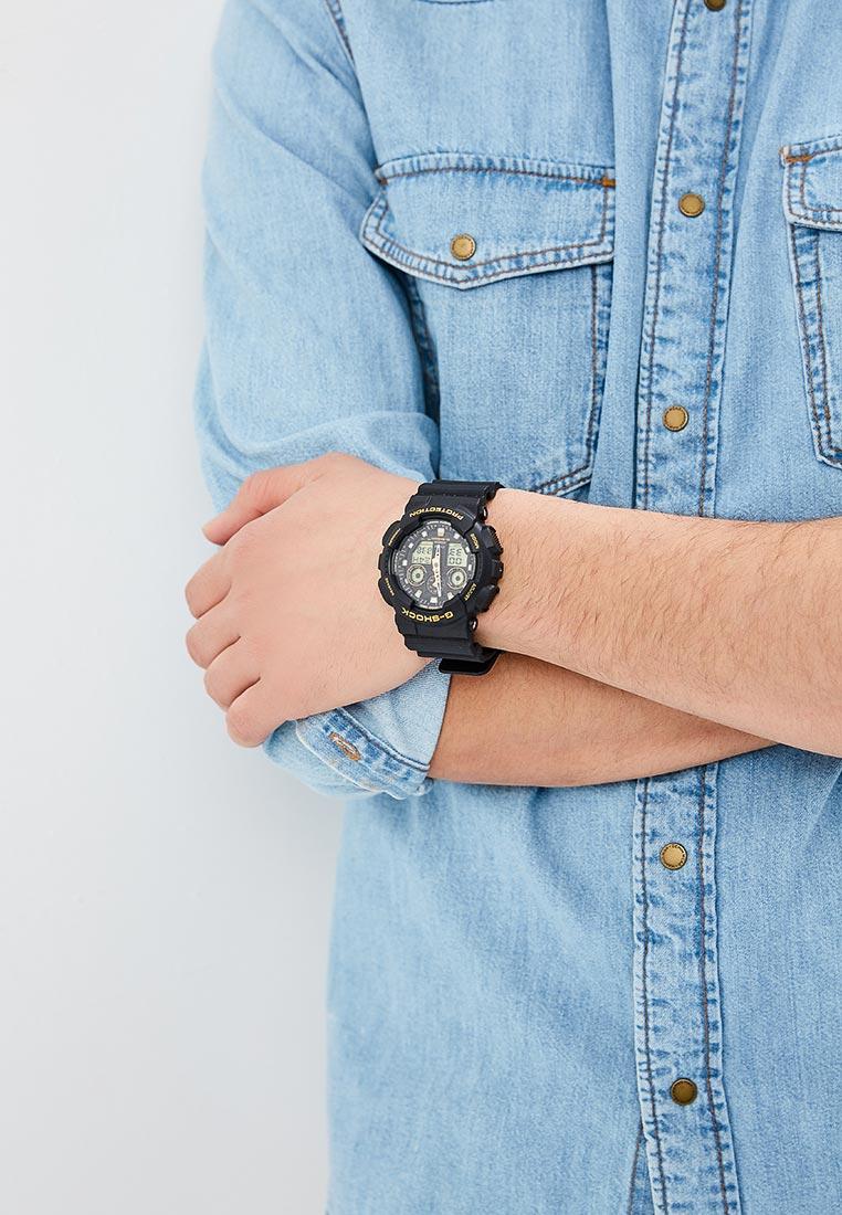 Часы Casio GA-100GBX-1A9: изображение 13