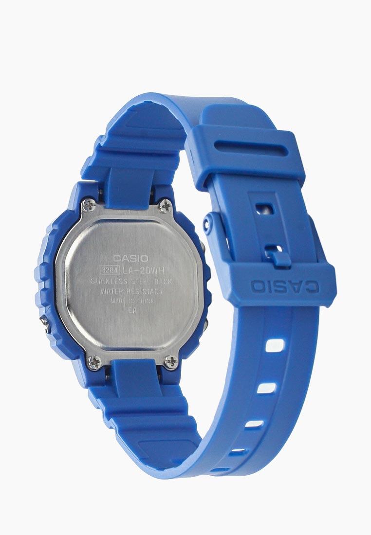 Часы Casio LA-20WH-2A: изображение 6