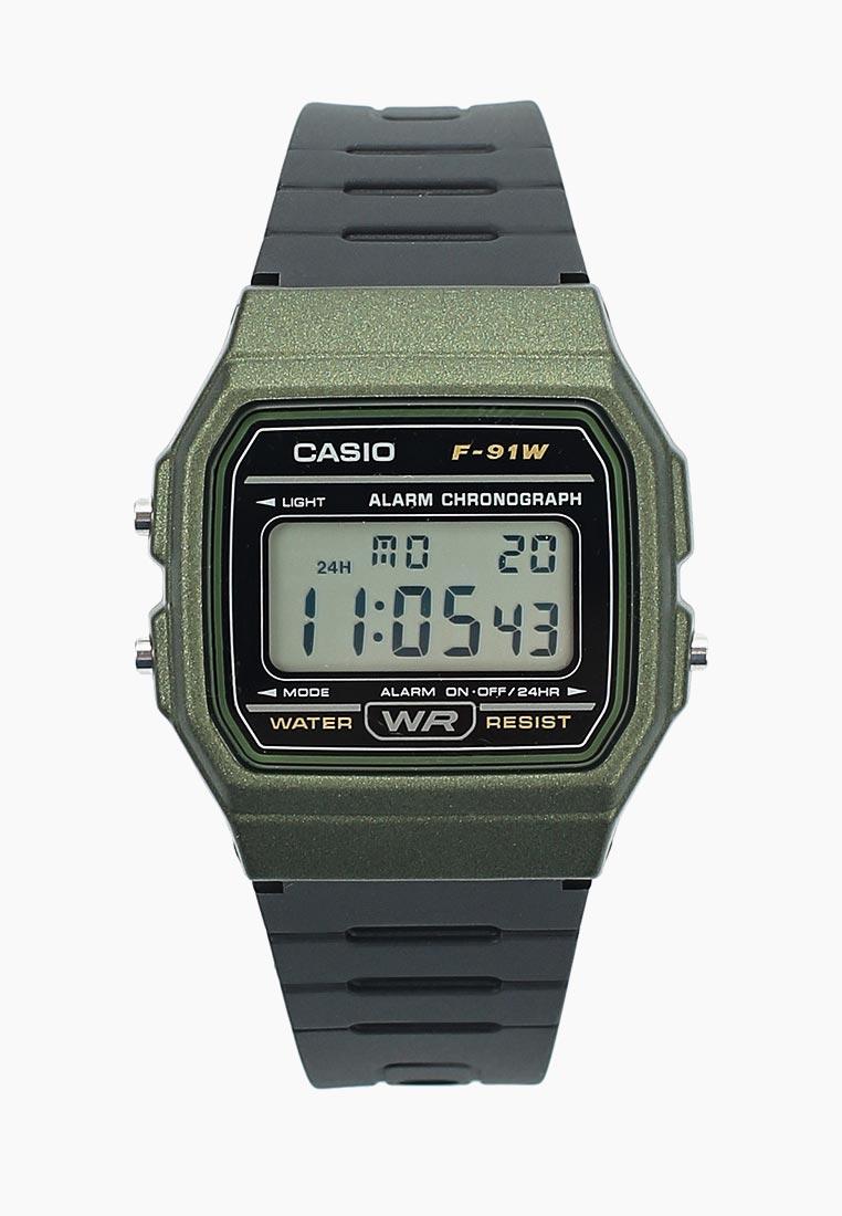 Часы Casio F-91WM-3A