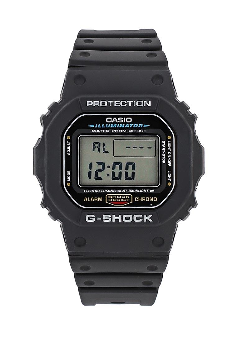 Мужские часы Casio DW-5600E-1V: изображение 12