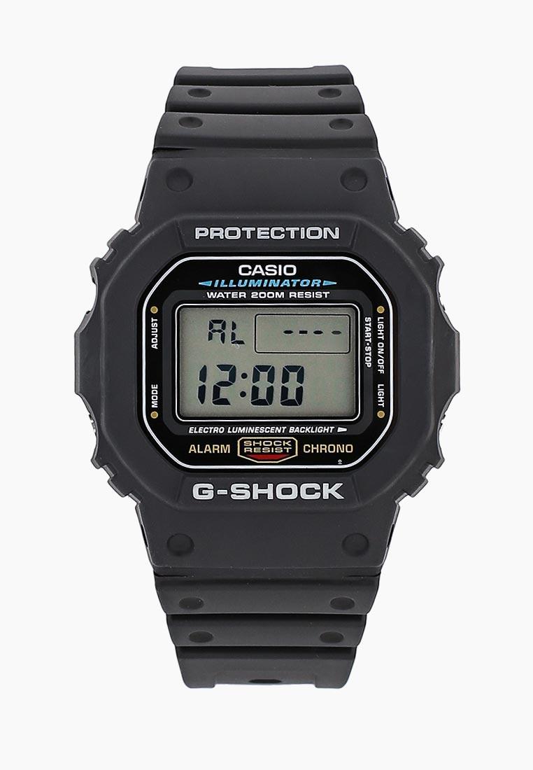 Мужские часы Casio DW-5600E-1V: изображение 13