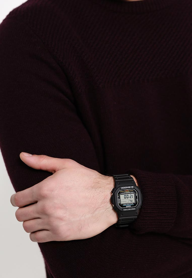 Мужские часы Casio DW-5600E-1V: изображение 16