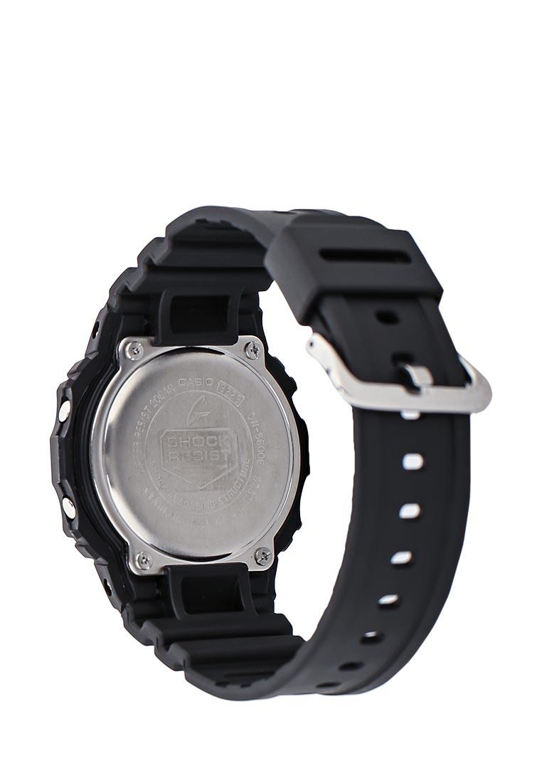 Мужские часы Casio DW-5600E-1V: изображение 17
