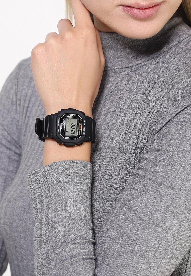 Мужские часы Casio DW-5600E-1V: изображение 18