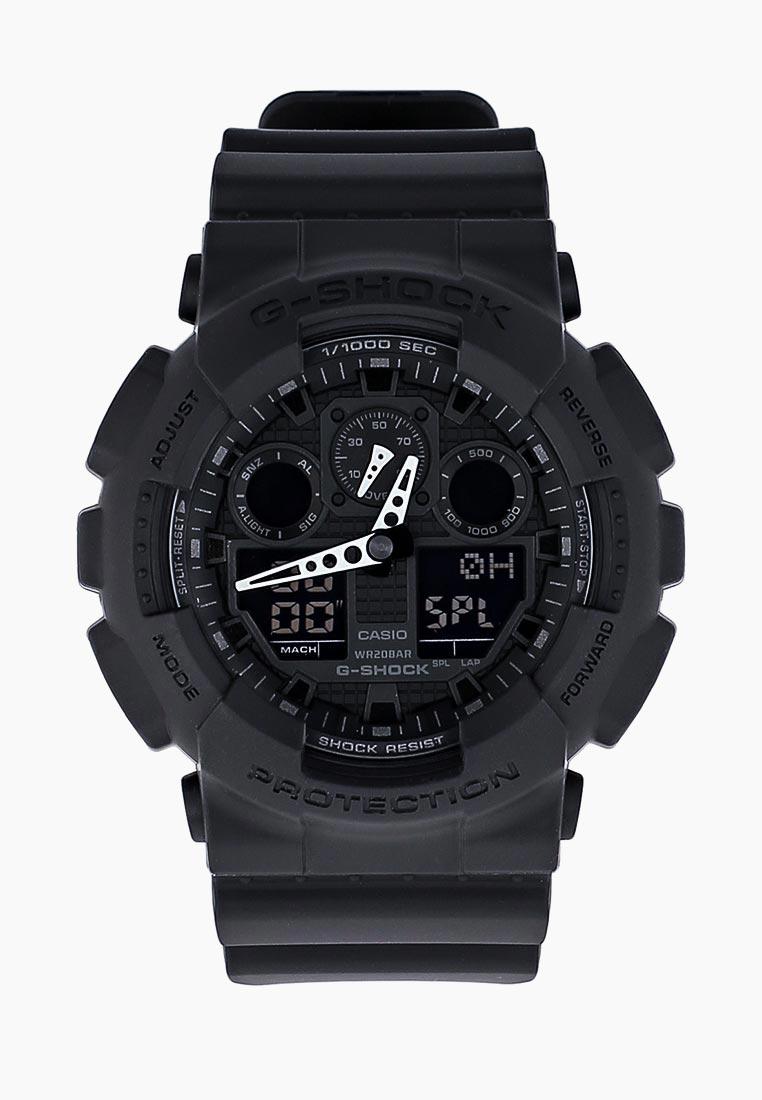 Часы Casio GA-100-1A1: изображение 11