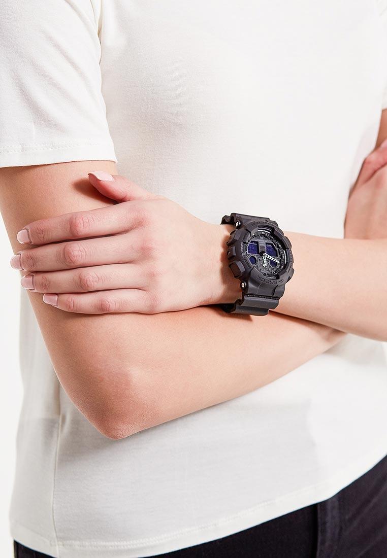 Часы Casio GA-100-1A1: изображение 14