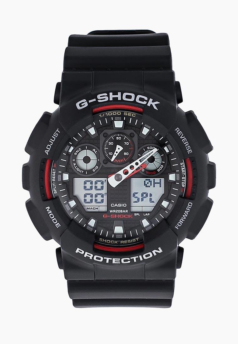 Мужские часы Casio GA-100-1A4: изображение 12